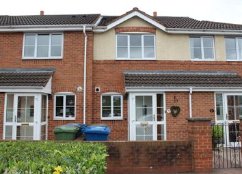 Thumbnail 2 bed terraced house for sale in Cygnet Drive, Tamworth