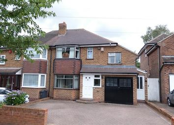 Thumbnail 4 bed semi-detached house for sale in Russell Bank Road, Four Oaks, Sutton Coldfield
