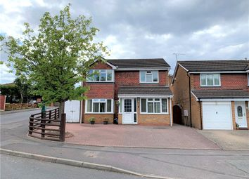 Thumbnail 4 bed detached house for sale in Royston Close, Coventry, West Midlands