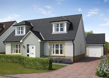 "Thumbnail 3 bed detached house for sale in ""Dursley"" at Cathkin Road, Carmunnock, Clarkston, Glasgow"