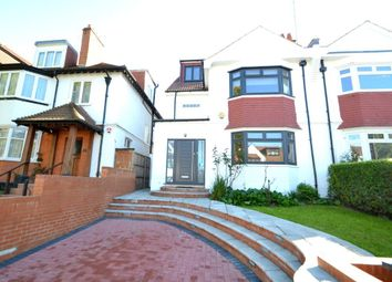Thumbnail 5 bed semi-detached house to rent in Middleton Road, London