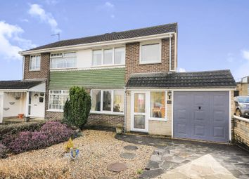 Thumbnail 3 bed semi-detached house for sale in Avonmead, Swindon
