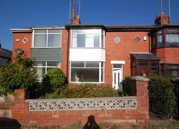 Thumbnail 2 bedroom terraced house for sale in Bardsway Avenue, Blackpool
