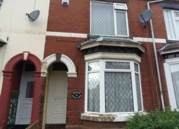 Thumbnail 3 bed terraced house to rent in Hunt Lane, Doncaster