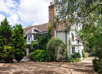 Thumbnail 7 bed detached house for sale in Woodhall Road, Pinner