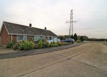 Thumbnail 3 bed detached bungalow for sale in The Paddocks, Great Bentley, Colchester, Essex