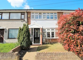 Thumbnail 3 bed terraced house for sale in Orwell, East Tilbury, Tilbury