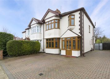 Thumbnail 3 bed semi-detached house for sale in Ravenscourt Drive, Hornchurch