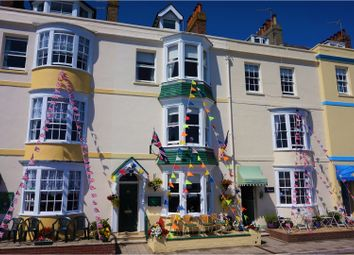 Thumbnail 9 bed terraced house for sale in 10 Brunswick Terrace, Weymouth
