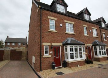 Thumbnail 4 bed end terrace house for sale in 17 Fenwick Drive, Kingstown, Carlisle, Cumbria