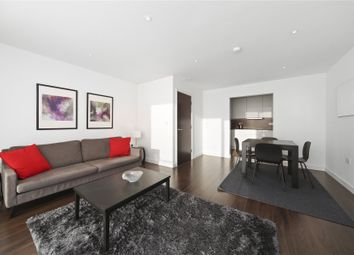 Thumbnail 3 bed flat for sale in City View Apartments, Devan Grove, London