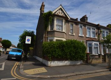 Thumbnail 3 bed end terrace house for sale in Masterman Road, East Ham, London