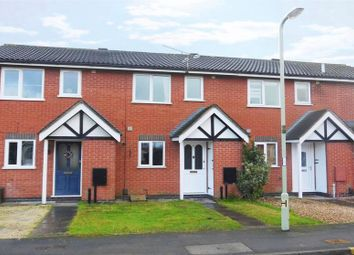 Thumbnail 2 bed terraced house to rent in Moorland Road, Syston, Leicester