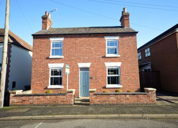 Thumbnail 3 bed detached house for sale in St. Thomas's Road, Great Glen, Leicester