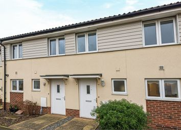 Thumbnail 2 bedroom terraced house for sale in Treeway, Chatteris, Cambridgeshire