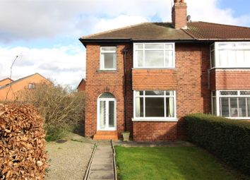 Thumbnail 3 bed semi-detached house for sale in Austhorpe Drive, Austhorpe, Leeds