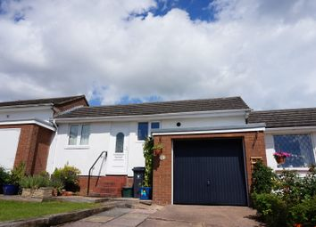 Thumbnail 2 bed bungalow for sale in Linden Close, Exmouth