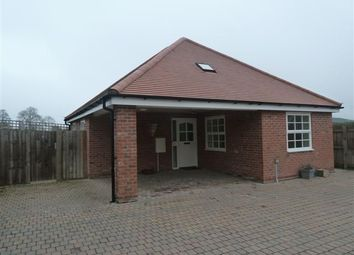 Thumbnail 2 bed detached bungalow to rent in Lutwyche Road, Church Stretton