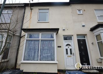 3 bed terraced house for sale in Teignmouth Road, Birmingham, West Midlands. B29