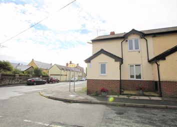 Thumbnail 2 bed end terrace house to rent in Lon Y Porthmon, Caerwys, Flintshire
