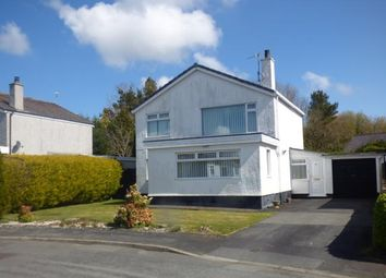 Thumbnail 4 bed detached house for sale in Pant Lodge, Llanfairpwllgwyngyll, Anglesey, North Wales
