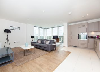Thumbnail 2 bedroom flat to rent in Platinum Riverside, Greenwich Peninsula, Greenwich