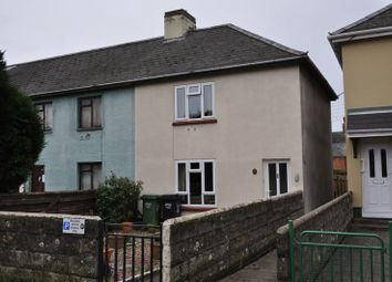 Thumbnail 2 bedroom terraced house for sale in Oakleigh Road, Barnstaple