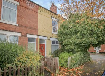 Thumbnail 2 bed terraced house for sale in Collin Street, Beeston, Nottingham