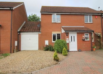 Thumbnail 2 bedroom semi-detached house for sale in Baxter Close, Long Stratton, Norwich
