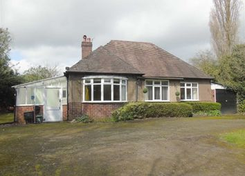 Thumbnail 2 bed detached bungalow for sale in Hafod, Severn Lane, Welshpool