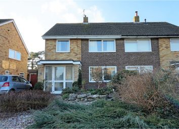 Thumbnail 4 bed semi-detached house for sale in Hurstwood Ave, Emsworth