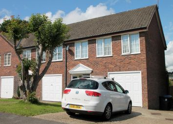 Thumbnail 3 bed end terrace house to rent in Benchfield Close, East Grinstead