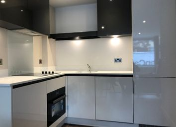 Thumbnail 1 bed flat for sale in Churchill Place, Basingstoke
