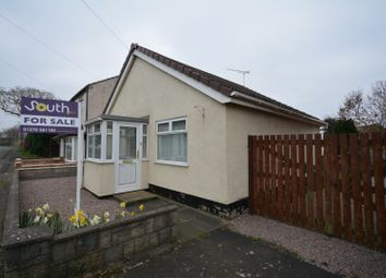 Thumbnail 2 bed bungalow for sale in Coppenhall Lane, Crewe