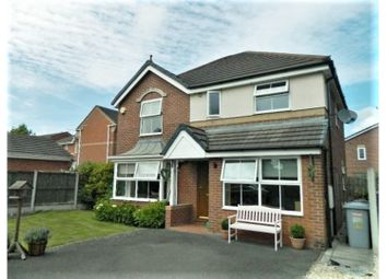 Thumbnail 4 bed detached house for sale in Beltony Drive, Crewe