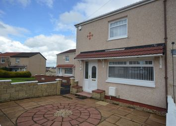 Thumbnail 2 bed semi-detached house to rent in Woodburn Terrace, Larkhall