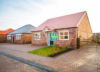 Thumbnail 3 bed bungalow for sale in Jasmine Close, Howden