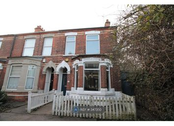 Thumbnail 3 bed end terrace house to rent in Malvern Avenue, Hull