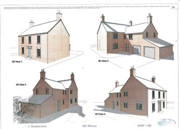 Thumbnail Land for sale in High Street, Gosberton, Spalding