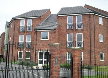 Thumbnail 1 bed flat to rent in Basin Lane, Glascote, Tamworth