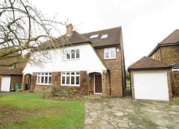 Thumbnail 4 bedroom semi-detached house to rent in Fairoak Drive, London