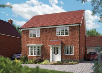 "Thumbnail 4 bedroom property for sale in ""The Canterbury"" at Silfield Road, Wymondham"