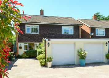 Thumbnail 4 bed detached house for sale in Woodgavil, Banstead, Surrey