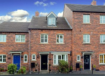 Thumbnail 4 bed terraced house for sale in Ryder Drive, Muxton, Telford, Shropshire.