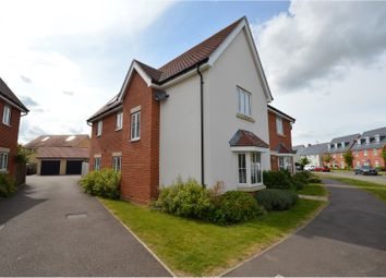 4 bed detached house for sale in Burgattes Road, Dunmow CM6