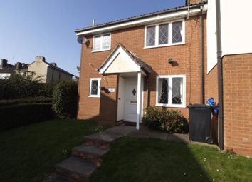 Thumbnail 1 bedroom end terrace house for sale in Foxdale Drive, Brierley Hill