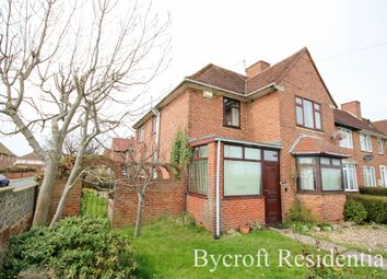 Thumbnail 3 bed end terrace house for sale in Shakespeare Road, Great Yarmouth