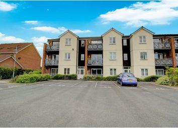 Thumbnail 1 bed flat for sale in Maddren Way, Middlesbrough