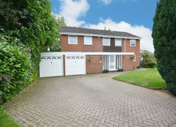 Thumbnail 5 bed detached house for sale in Willow Drive, Shirley, Solihull