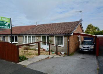 Thumbnail 3 bed semi-detached bungalow for sale in Fern Avenue, Oswaldtwistle, Accrington